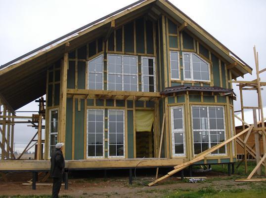 Kazanrosproectru: Проекты домов, загородных коттеджей